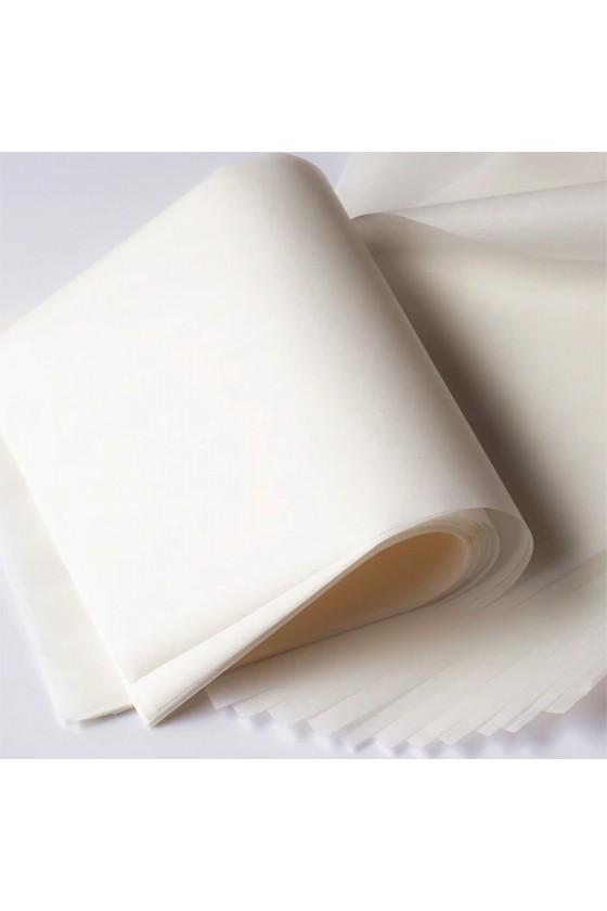 Papel antigrasa blanco 80x110