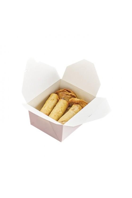 Caja para alimento de...