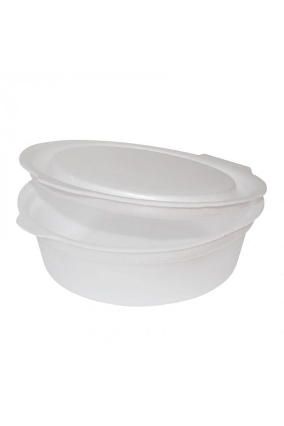 Envase marmita plumavit