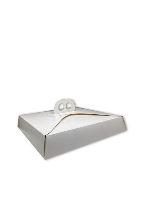 Caja kuchen blanca N° 00