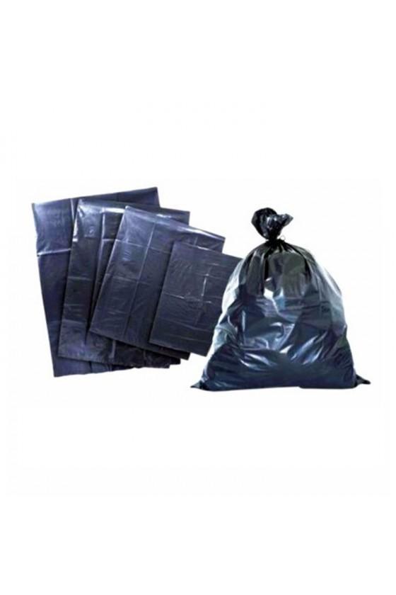 Bolsa plástica negra 80x110