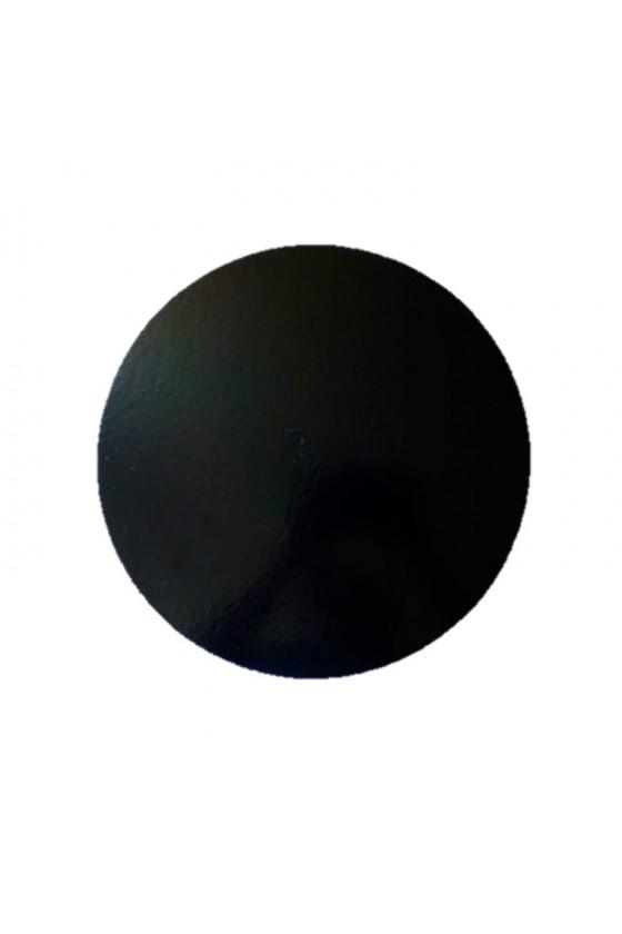 Disco para torta 26cm negro...