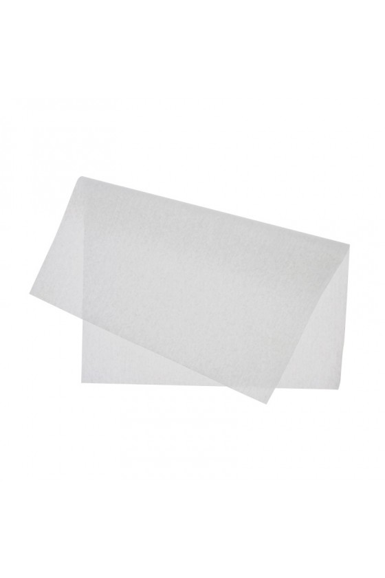 Papel antigrasa 33x35cm blanco
